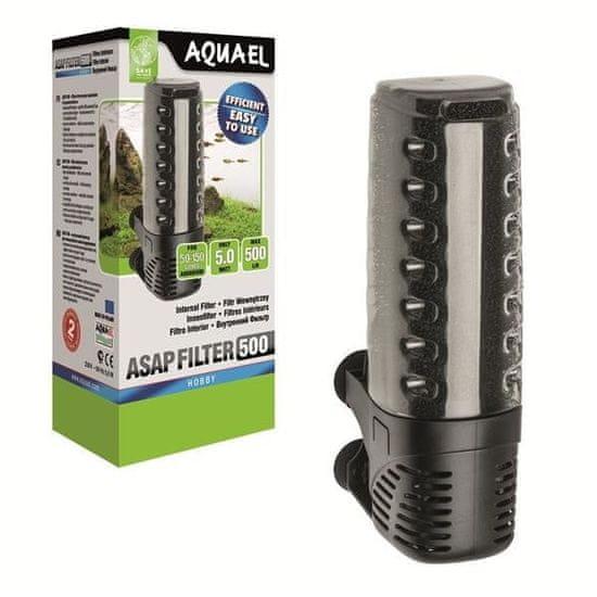 shumee Aquael filtr akwariowy wewnętrzny asap 500