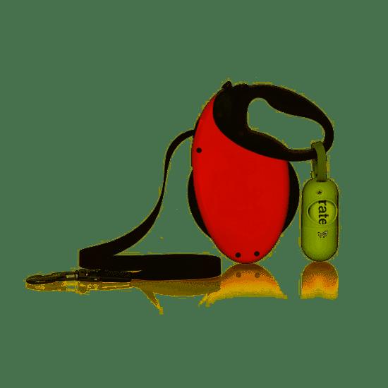 shumee EARTH RATED Etui pojemnik na odchody + Woreczki Bezzapachowe 15 szt.- woreczki na odchody