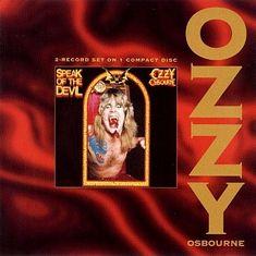 Osbourne Ozzy: Speak of the Devil - CD