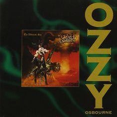 Osbourne Ozzy: Ultimate Sin - CD