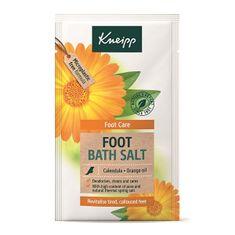 Kneipp Sůl do koupele na nohy (Objem 40 g)