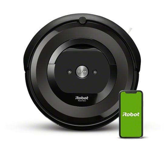 IROBOT robotický vysavač Roomba E5