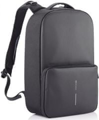 XD Design Flex Gym varnostni poslovni/športni nahrbtnik za prenosnike do 38,62 cm, črn (P705.801)