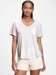 Gap Majica foreversoft v-neck t-shirt XXL