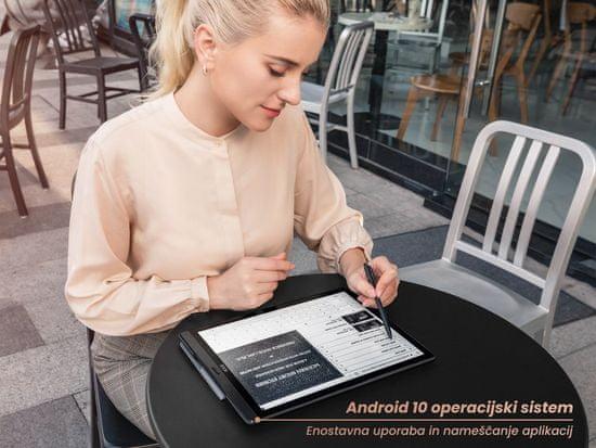 Onyx Boox Max Lumi e-bralnik, 33.8 cm, Android 10, 4GB/64GB, Wi-Fi, Bluetooth
