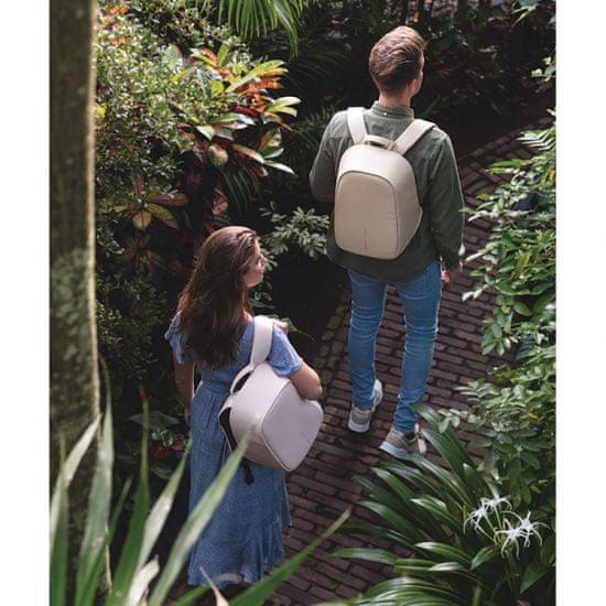 XD Design Bobby Hero Spring 13,3″ biztonsági hátizsák P705.766, világossárga