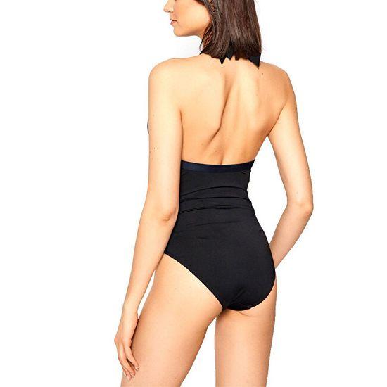 Tommy Hilfiger Jednoczęściowy strój kąpielowy UW0UW02711 UW0UW02711 -BDS