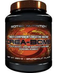 Scitec Nutrition Crea-Bomb 660 g, růžová limonáda