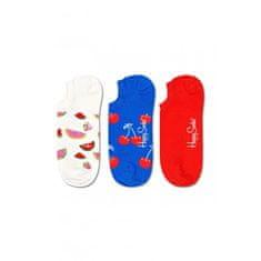 Happy Socks 3PACK Ponožky Fruit (FRU39-1300) - veľkosť M