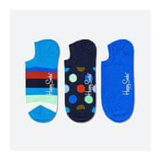 Happy Socks 3PACK Ponožky Stripe (STR39-6300) - veľkosť L