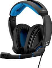 Epos GSP 300, černá/modrá 1000238