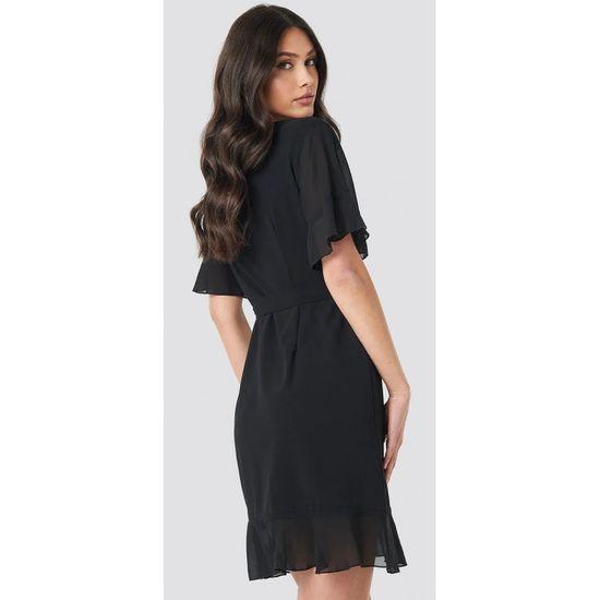 Sisters Point  šaty čierna