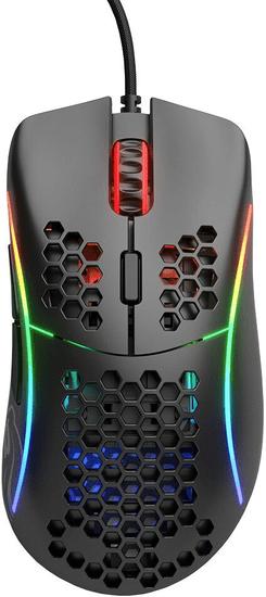 Glorious Glorious Model D (GD-BLACK), čierna
