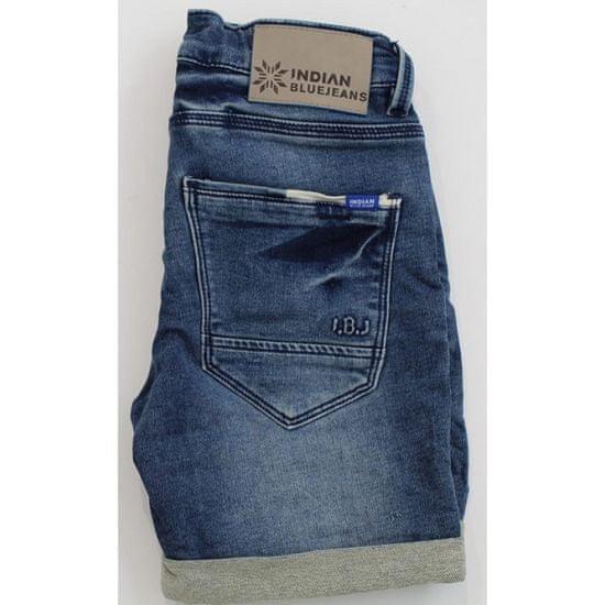 Indian Blue Jeans  šortky modrá