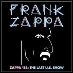 Zappa Frank: Zappa '88: The Last U.S. Show (Softpack limited) (2x CD) - CD