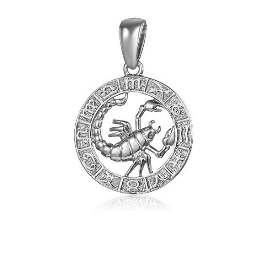 JVD Ezüst Skorpió medál SVLP0713XH200SC ezüst 925/1000