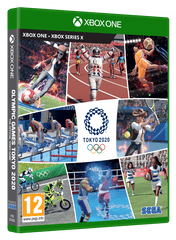 Sega Olympic Games Tokyo 2020 - The Official Video Game igra (Xbox One in Xbox Series X)