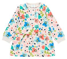 Boboli dievčenské šaty Color Hikers, 110, viacfarebná