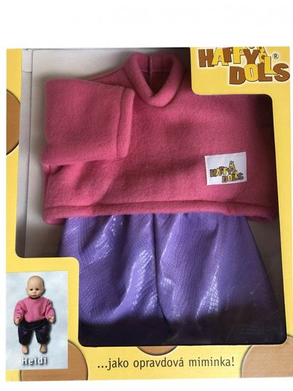 Jaku oblečení pro panenky assort.