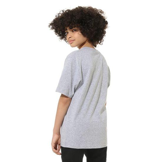 Vans majica za dječaka By Vans Classic Boys Athletic Heather/Black VN000IVFATJ