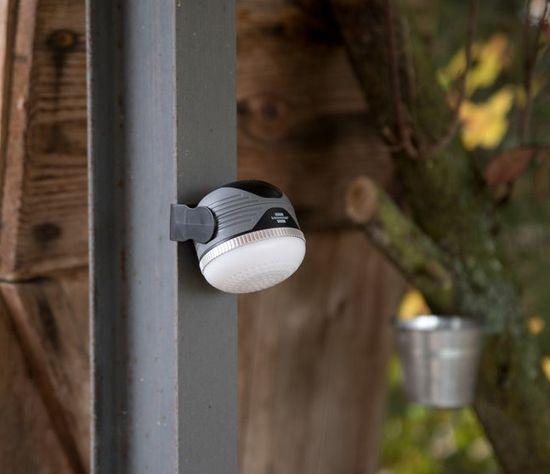 Brennenstuhl Nabíjecí LED světlo do stanu s Bluetooth reproduktorem 350lm
