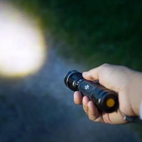 Brennenstuhl LED baterka LuxPremium Akku-Fokus-LED TL600AF 630lm