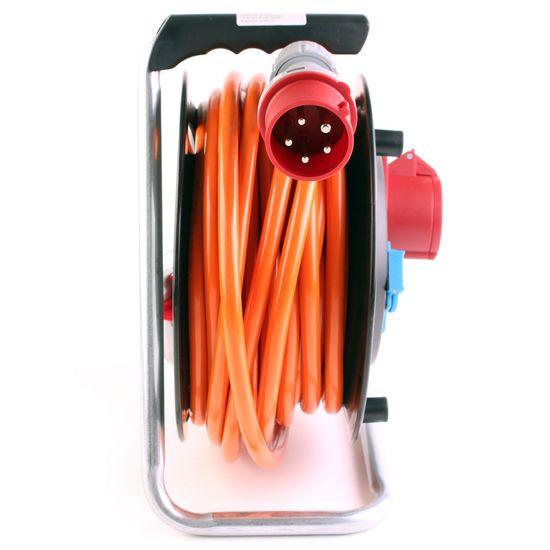 Brennenstuhl Prodlužovací kabel na bubnu se zásuvkami 25M