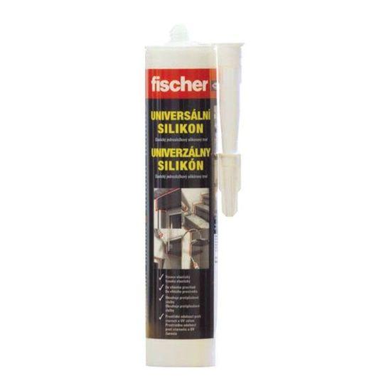 Fischer Silikon univerzální Transparent 310ml