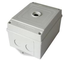 Tracon Electric Krabice k vačkovým spínačem - velikost 3 200x140x109mm