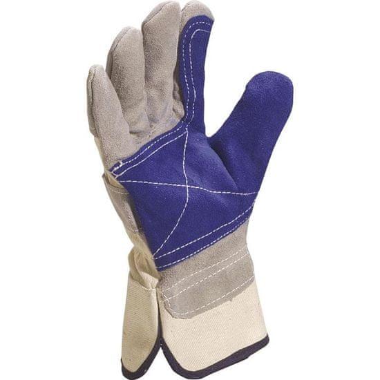 Delta Plus Pracovné rukavice DS202 kožené 10