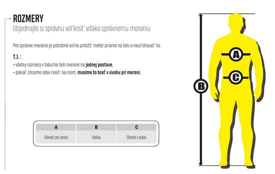 Delta Plus Reflexní softshellová bunda MOONLIGHT2 oranžová XL