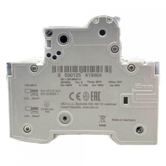 OEZ Jistič Minia LTE-20C-3