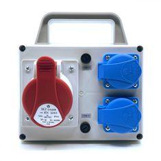 SEZ ROSP 3230 D Rozvodnice nejištěná IP54 190x192x117mm