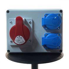 SEZ ROSP 1631 Rozvodnice nejištěná IP54 190x148x117mm