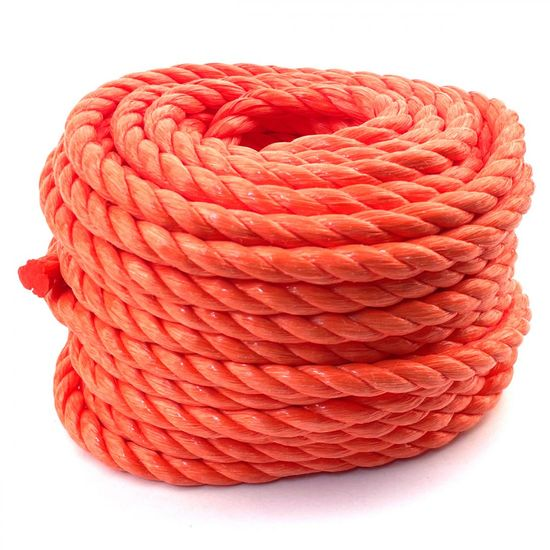 Lanex Polypropylenové lano stáčené 20m 6mm