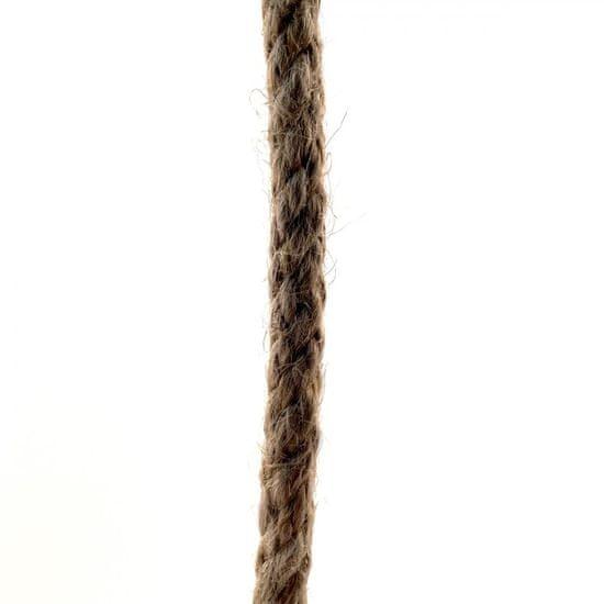 Lanex Jutové lano stáčené 20m 8mm