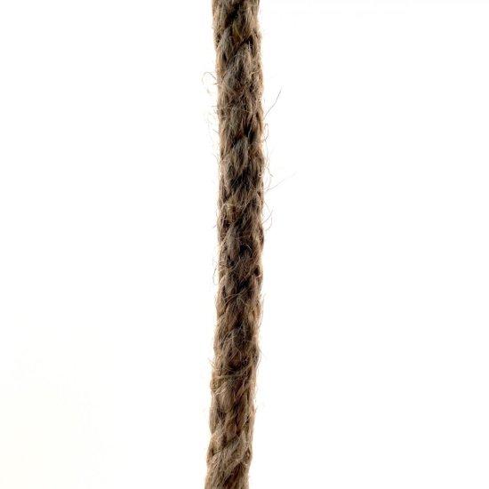 Lanex Jutové lano stáčené 20m 16mm