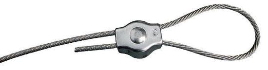 SVX Lanová svorka SIMPLEX pozinkovaná 5mm 20 ks