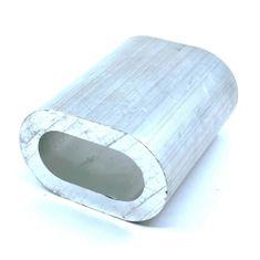 SVX Objímka hliníková EN13441-3 2,5mm 50 ks