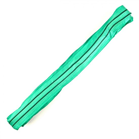 SVX Nekonečná smyčka - zvedací pás Zelený 1/2M 2T