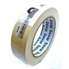 CIRET Páska lepicí papírová STANDARD 50m 30mm 2 ks