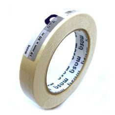 CIRET Páska lepicí papírová STANDARD 50m 19mm 2 ks
