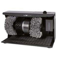 Clatronic SPM 3754 čistič topánok 3 kefy 120W, SPM 3754 čistič topánok 3 kefy 120W