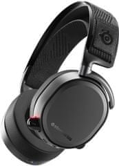 SteelSeries Arctis Pro Wireless (61473), čierna