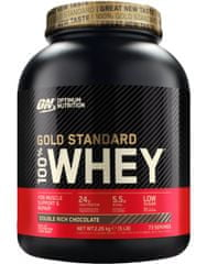 Optimum nutrition 100% Whey Gold Standard 2270 g, cereálie-mlieko