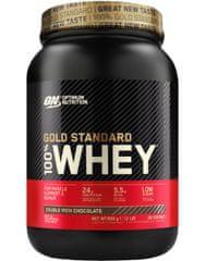 Optimum nutrition 100% Whey Gold Standard 908 g, vanilka