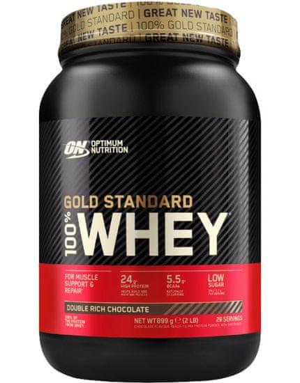 Optimum nutrition 100% Whey Gold Standard 908 g