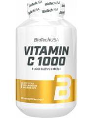 BioTech USA Vitamin C 1000 100 tbl