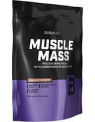 BioTech USA Muscle Mass 1000 g, vanilka