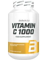 BioTech USA Vitamin C 1000 250 tbl